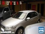 Foto Fiat Siena Prata 2012/ Á/G em Goiânia