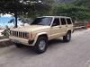 Foto Jeep Cherokee 1990 à - carros antigos