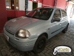 Foto Renault clio sedan - usado - prata - 2003 - r$...