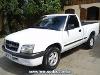 Foto CHEVROLET S10 Branco 2004/2005 Gasolina e gás...