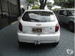 Foto Chevrolet Celta Lt 4p 2014 Flex Branca