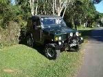 Foto Engesa Jeep 4x4 Diesel Turbo Mwm 2.8
