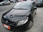 Foto Volkswagen gol 1.0 8V G5/NF 4P 2011/ Flex PRETO