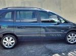 Foto Chevrolet Zafira Azul 7 Lugares