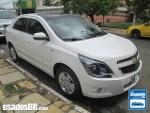 Foto Chevrolet Cobalt Branco 2014 Á/G em Goiânia