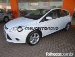 Foto Ford focus hatch 1.6 4P 2014/2015 Flex BRANCO