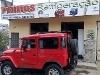 Foto Jeep Toyota Bandeirante Capota de aço chassi...