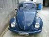 Foto Volkswagen fusca 1974/ azul