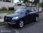 Foto Mercedes-benz ml 350 3.0 bluetec v6 diesel 4p...