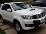 Foto Toyota Hilux Sw4 2012