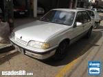 Foto Chevrolet Monza Sedan Prata 1996 Gasolina em...