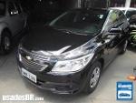 Foto Chevrolet Onix Preto 2012/2013 Á/G em Goiânia