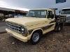 Foto Ford F 1000 1989 Carroceria de madeira 1989