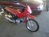 Foto Honda Pop 100 2007 / Vermelho Gasolina 0P...