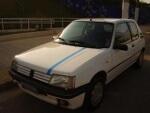 Foto Carro velho mas inteirão PEUGEOT 205 1.4 XSI...