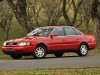 Foto Audi A6 2.8 V6 Vermelho 1995