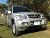 Foto Mitsubishi Pajero Full Hpe 3.2 Diesel Turbo - 2001