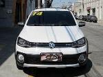 Foto Volkswagen Saveiro Cross 1.6 2014 Branco