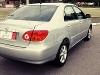 Foto Corolla 1.8 XEI Prata 2004 Gasolina...
