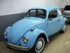 Foto Fusca Motor 1600 - Ano 73 - Azul Calcinha