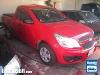 Foto Chevrolet Montana Vermelho 2012 Á/G em Goiânia