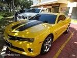 Foto Chevrolet Camaro Amarelo 2013