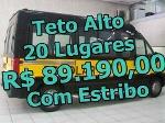 Foto Van Fiat Ducato Escolar - Teto Alto - 20...