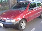 Foto Fiat Palio 1.0 Mpi ED Gasolina 2p 97 1997 Vermelho