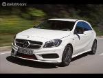 Foto Mercedes-benz a 250 2.0 sport turbo gasolina 4p...