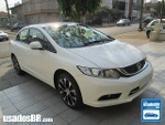 Foto Honda Civic (New) Branco 2014/2015 Á/G em Goiânia