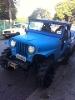 Foto Jeep 4x4 pronto p trilha troco 1955