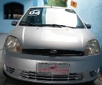Foto Ford fiesta 1.0MPI 4P 2004/ Gasolina PRATA