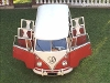 Foto Volkswagen kombi 1.5 luxo 8v gasolina 3p manual...