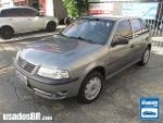 Foto VolksWagen Gol G3 Cinza 2002/2003 Gasolina em...