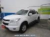 Foto CHEVROLET S10 Branco 2013 Gasolina e álcool em...