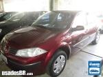 Foto Renault Megane Sedan Vermelho 2008/2009 Á/G em...