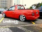 Foto Pick-up Corsa 1.6t Top Do Eventos C/ Som Snake...