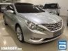 Foto Hyundai Sonata Sedan Prata 2010/2011 Gasolina...