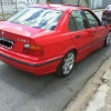Foto Bmw 325i Alemã Regino Vermelha Automática
