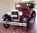 Foto Ford modelo colecionador