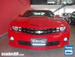 Foto Chevrolet Camaro Vermelho 2012 Gasolina em Goiânia