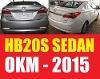 Foto Hyundai Hb20s 2015 Sedan 1.0 Comfort Plus...