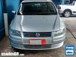 Foto Fiat Stilo Prata 2002/2003 Gasolina em Goiânia