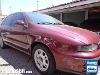 Foto Fiat Marea Vermelho 1998/1999 Gasolina em Campo...