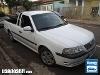 Foto VolksWagen Saveiro G3 Branco 2000 Gasolina em...