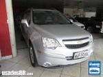 Foto Chevrolet Captiva Prata 2009/ Gasolina em Goiânia