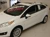 Foto Ford Fiesta Titanium Sedan 1.6 16V Branco...