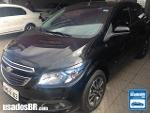 Foto Chevrolet Onix Preto 2014/2015 Á/G em Goiânia