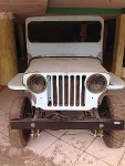 Foto Jeep 1951 Jipe Willys Ford Ñ Gol Fusca Vw Fiat...