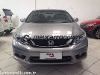Foto Honda civic 2.0 lxr at 4p 2015/ flex cinza